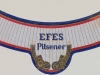 Efes Pilsener ▶ Gallery 2819 ▶ Image 9710 (Neck Label • Кольеретка)