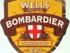 Wells Bombardier Burning Gold ▶ Gallery 2960 ▶ Image 10318 (Label • Этикетка)