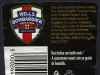 Wells Bombardier ▶ Gallery 503 ▶ Image 1377 (Back Label • Контрэтикетка)