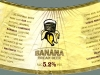 Banana Bread Beer ▶ Gallery 1930 ▶ Image 6238 (Neck Label • Кольеретка)