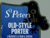 St. Peter's Old-Style Porter ▶ Gallery 2833 ▶ Image 9783 (Label • Этикетка)