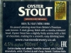 Oyster Stout ▶ Gallery 2898 ▶ Image 10040 (Back Label • Контрэтикетка)