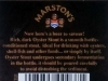 Oyster Stout ▶ Gallery 2898 ▶ Image 10277 (Back Label • Контрэтикетка)