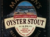 Oyster Stout ▶ Gallery 2898 ▶ Image 10279 (Label • Этикетка)