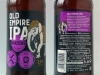 Old Empire IPA ▶ Gallery 1967 ▶ Image 9473 (Glass Bottle • Стеклянная бутылка)