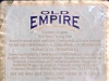 Old Empire IPA ▶ Gallery 1967 ▶ Image 9482 (Back Label • Контрэтикетка)