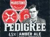Pedigree Amber Ale ▶ Gallery 2832 ▶ Image 9787 (Label • Этикетка)
