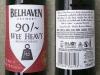 90/~ Wee Heavy ▶ Gallery 2036 ▶ Image 6474 (Glass Bottle • Стеклянная бутылка)