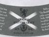 Scottish Oat Stout ▶ Gallery 2032 ▶ Image 6458 (Neck Label • Кольеретка)