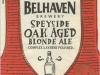 Speyside Oak Aged Blonde Ale ▶ Gallery 2035 ▶ Image 6472 (Label • Этикетка)