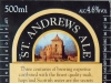 St. Andrews Ale ▶ Gallery 2944 ▶ Image 10259 (Back Label • Контрэтикетка)