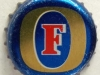 Foster's Lager ▶ Gallery 382 ▶ Image 10302 (Bottle Cap • Пробка)