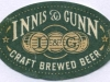 Innis & Gunn Lager ▶ Gallery 2026 ▶ Image 6421 (Neck Label • Кольеретка)