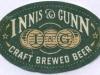 Innis & Gunn Lager ▶ Gallery 2026 ▶ Image 6421 (Neck Label • Кольеретка)