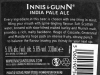 Innis & Gunn IPA ▶ Gallery 2028 ▶ Image 6423 (Back Label • Контрэтикетка)