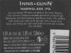 Innis & Gunn Marmalade IPA ▶ Gallery 2027 ▶ Image 6427 (Back Label • Контрэтикетка)