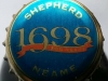 1698 Bottle Conditioned Ale ▶ Gallery 2640 ▶ Image 8918 (Bottle Cap • Пробка)