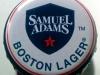 Samuel Adams Boston Lager ▶ Gallery 2762 ▶ Image 9445 (Bottle Cap • Пробка)