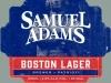 Samuel Adams Boston Lager ▶ Gallery 2762 ▶ Image 9446 (Label • Этикетка)