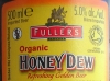 Organic Honey Dew ▶ Gallery 41 ▶ Image 106 (Back Label • Контрэтикетка)