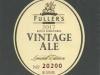 Vintage Ale ▶ Gallery 2039 ▶ Image 6506 (Label • Этикетка)