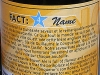 Newcastle Brown Ale ▶ Gallery 48 ▶ Image 127 (Back Label • Контрэтикетка)
