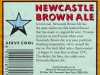 Newcastle Brown Ale ▶ Gallery 48 ▶ Image 5328 (Back Label • Контрэтикетка)