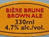 Newcastle Brown Ale ▶ Gallery 48 ▶ Image 5333 (Neck Label • Кольеретка)