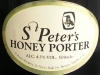 St. Peter's Honey Porter ▶ Gallery 127 ▶ Image 272 (Label • Этикетка)