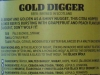 Gold Digger ▶ Gallery 1839 ▶ Image 5677 (Back Label • Контрэтикетка)