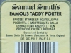 Samuel Smith's Famous Taddy Porter ▶ Gallery 1961 ▶ Image 6206 (Back Label • Контрэтикетка)
