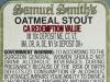 Samuel Smith's Oatmeal Stout ▶ Gallery 1964 ▶ Image 6217 (Back Label • Контрэтикетка)