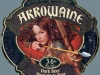 Arrowaine Dark Beer ▶ Gallery 1126 ▶ Image 6310 (Label • Этикетка)