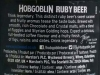 Hobgoblin Ruby ▶ Gallery 2994 ▶ Image 10450 (Back Label • Контрэтикетка)