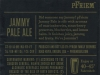 pFriem Jammy Pale Ale ▶ Gallery 2838 ▶ Image 9770 (Back Label • Контрэтикетка)