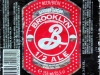 Brooklyn 1/2 Ale ▶ Gallery 818 ▶ Image 2193 (Label • Этикетка)