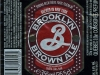 Brooklyn Brown Ale ▶ Gallery 1127 ▶ Image 3233 (Label • Этикетка)
