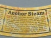 Anchor Steam Beer ▶ Gallery 1265 ▶ Image 3657 (Neck Label • Кольеретка)